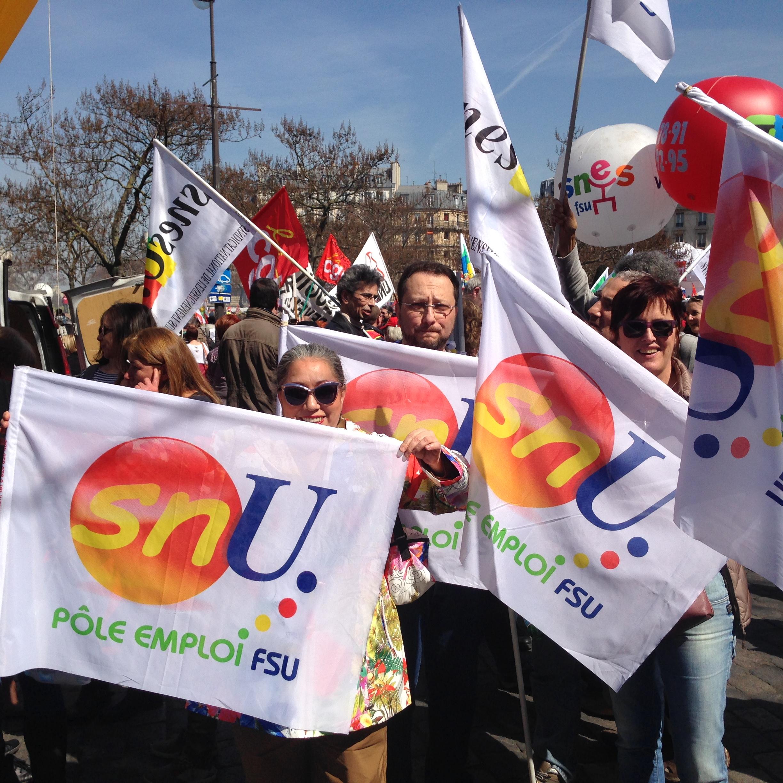 Appel intersyndical à la grève le 22 mars 2018